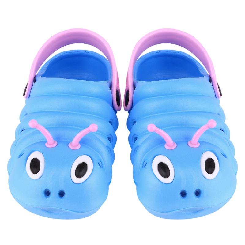 Dětské pantofle housenka FashionEU