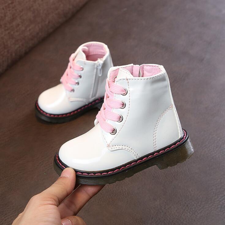 Dívčí kotníkové boty FashionEU