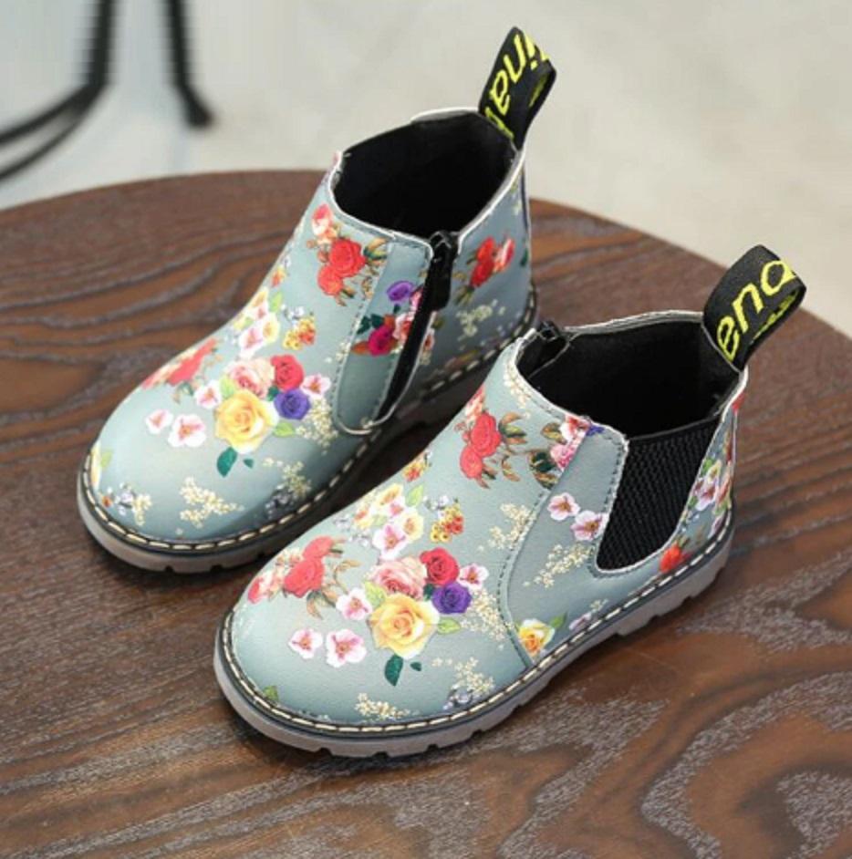 Dívčí kotníkové boty A1 FashionEU