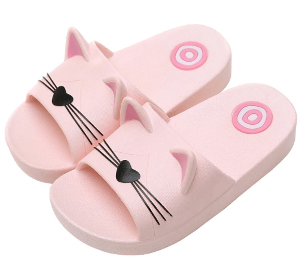 Dětské pantofle - Kočka FashionEU