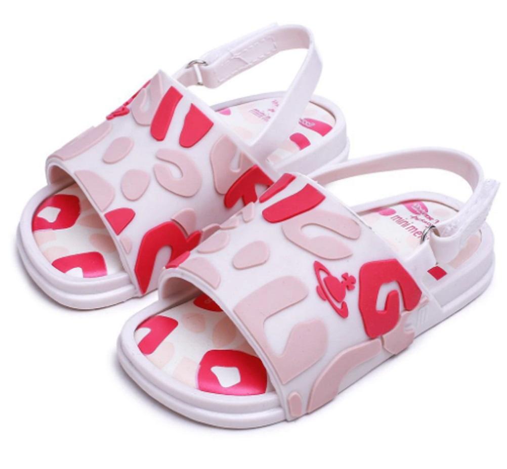 Dětské pantofle se vzorem FashionEU