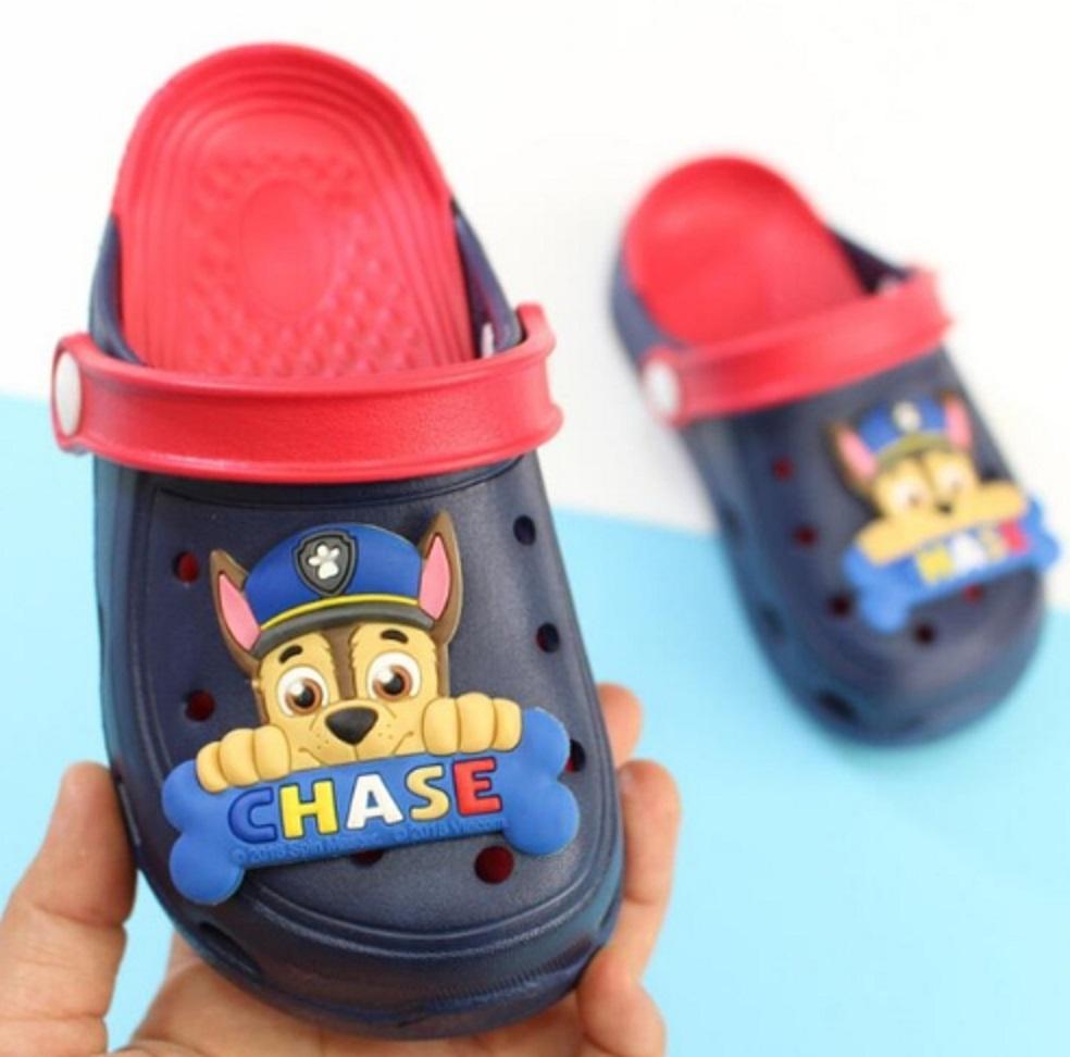 Dětské gumové pantofle A254 FashionEU
