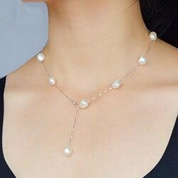 Masivní náhrdelník s perly