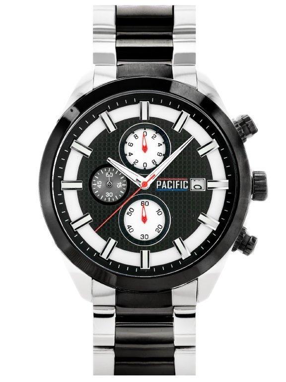 Pánské hodinky PACIFIC X0035 (zy065a) - CHRONOGRAF