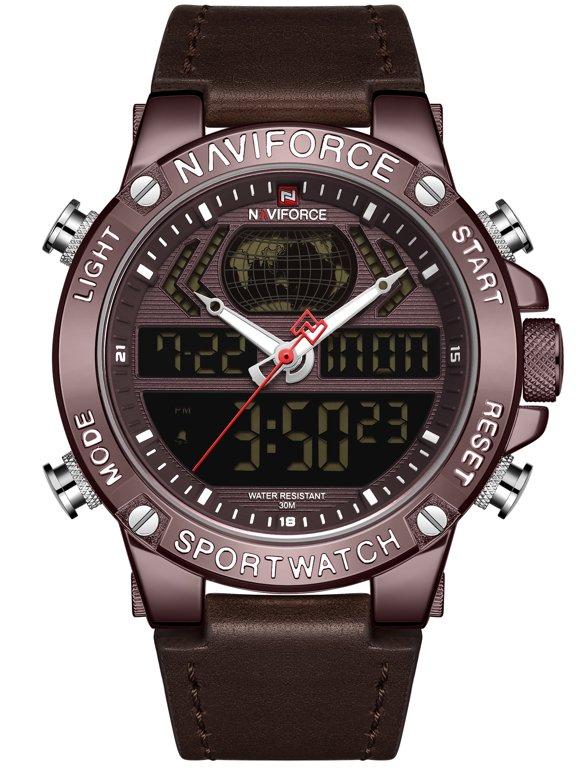 Pánské hodinky NAVIFORCE NF9164 - (zn107a) + BOX