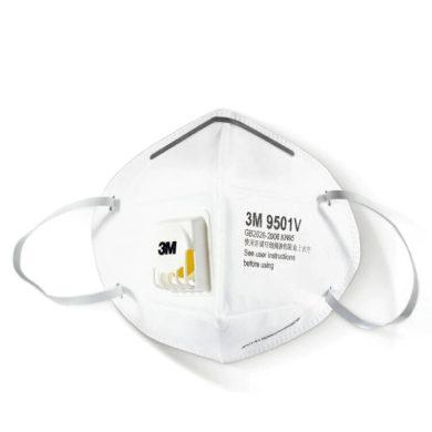 3M 9501V respirátor FFP2 / KN95 s výdechovým ventilem