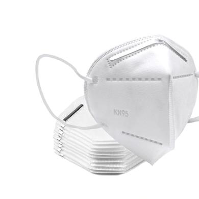 Respirační rouška Sunway respirátor FFP2 / KN95 bez vydechového ventilu