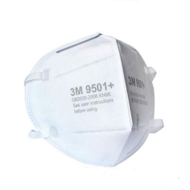 3M 9501V/9502V respirátor FFP2 / KN95 bez výdechového ventilku