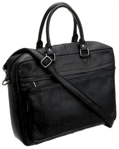 Pánská velká, prostorná taška na notebook 15
