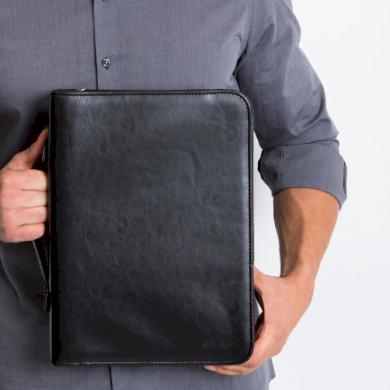 Elegantní organizér kancelářská taška z eko kůže Rovicky