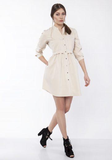 Košilové šaty SUK164 LANTI