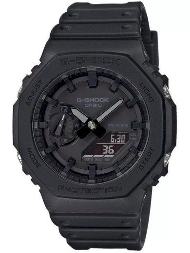 Pánské hodinky CASIO G-SHOCK OCTAGON GA-2100-1AER (zd139a)