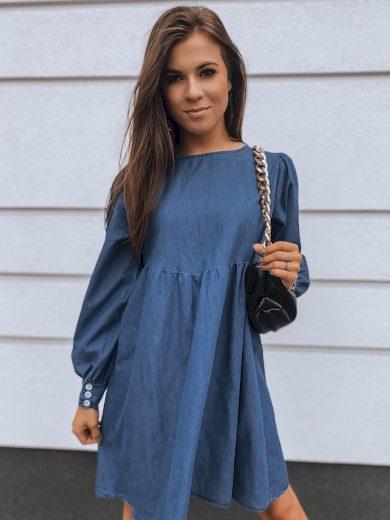 Dámské šaty PARISA džínové volné Dstreet