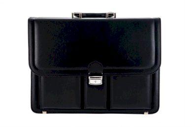 Obchodní taška pánská kožená aktovka na dokumenty ML35