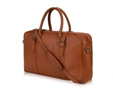 Stylová pánská cestovní taška weekend Solier S16