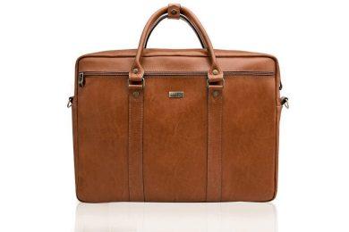 Kožená taška přes rameno Solier SL03 KILBRIDGE