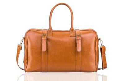Kožená pánská cestovní taška Solier SL16 HAMILTON
