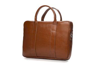 Kožená pánská taška na notebook Solier SL20