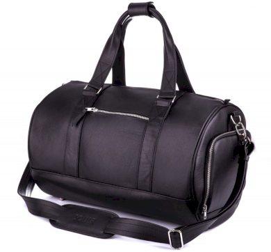 Kožená pánská taška cestovní víkendová SOLIER SL19