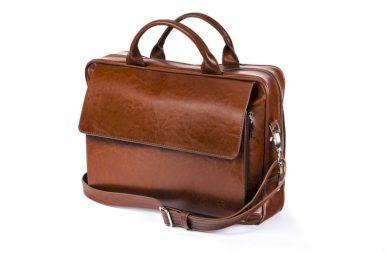 Pánská kožená taška na notebook Solier Rothen SL30