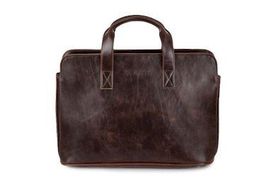 Klasická pánská taška přes rameno Solier S05