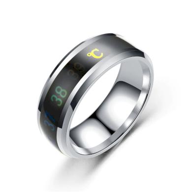 Vyjímečný prsten pro měření teploty