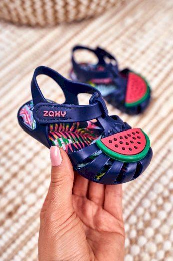 Dětské Sandály se Suchým Zipem Vonný Vodní Meloun ZAXY FF3855013