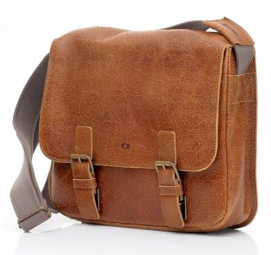 Pánská kožená taška přes rameno JAZZY WANTED 32 - CASTIGLIONE
