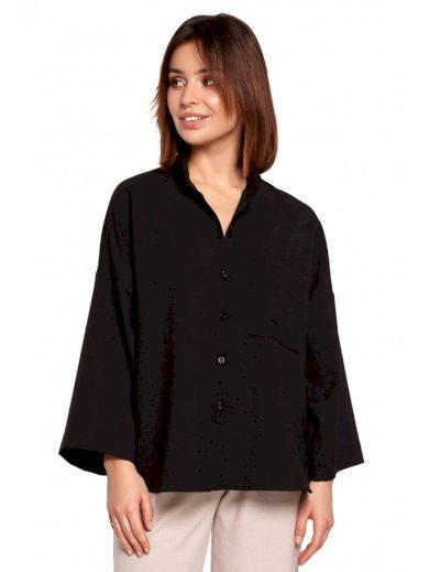 Oversize košile s límcem BE B191