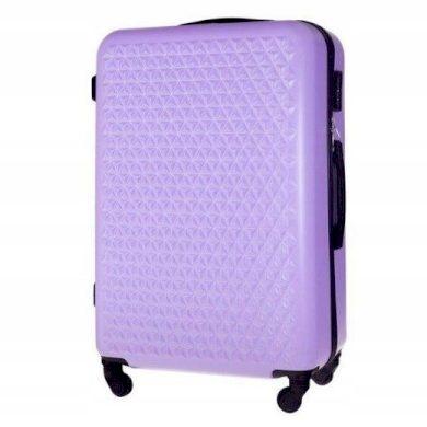 Velký tvrdý cestovní kufr L 79x46x27 72L ABS