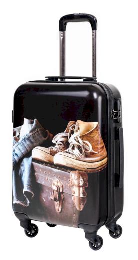 David Jones® Kufr s potiskem velikost S