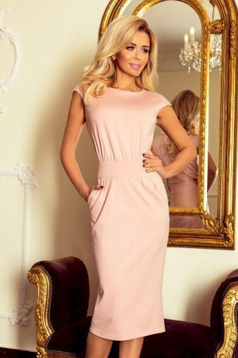 Elegantní pouzdrové Šaty SARA NUMOCO 144-2