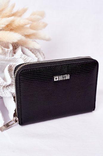 Malá Peněženka Big Star HH674007 černá