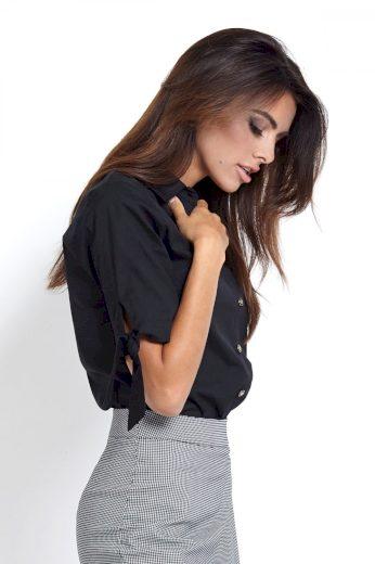 Klasická dámská košile s rukávy po loket