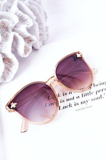 Sluneční Brýle S Muškou Černé Ombre