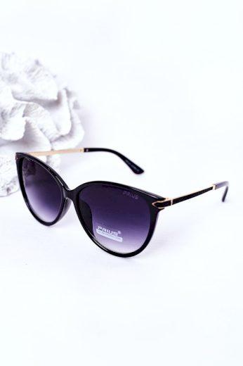 Dámské Sluneční Brýle Hnědé-Béžové Ombre