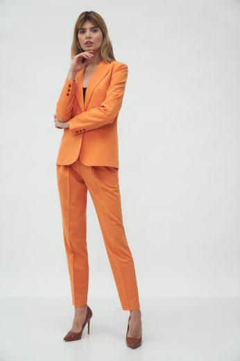 Dámské sako klasického střihu v různých odstínech