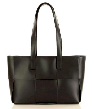Kožená kabelka přes rameno elegance MARCO MAZZINI