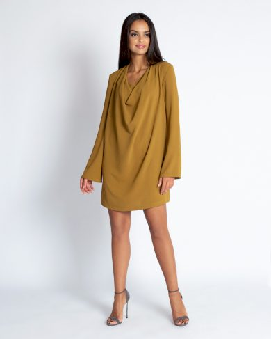 Elegantní a vzdušné šaty Tika OVERSIZE DURSI
