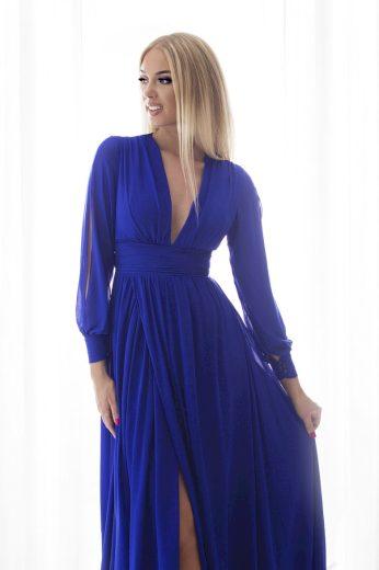 Společenské a plesové šaty EVA & LOLA 64006-2