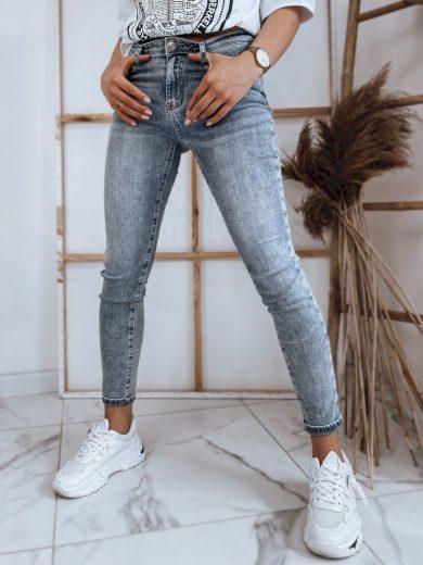 Dámské riflové kalhoty džíny VALIA modré Dstreet