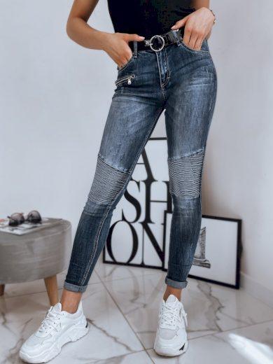 Dámské riflové kalhoty džíny BALI modré Dstreet
