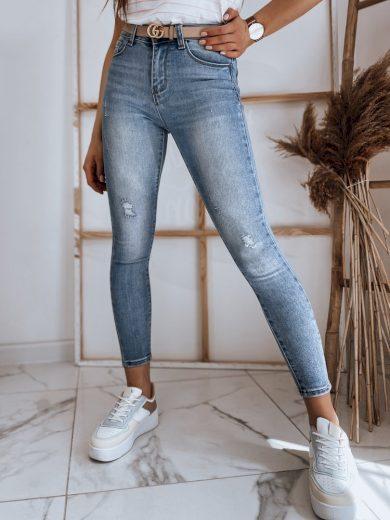 Dámské riflové kalhoty džíny TALION modré Dstreet