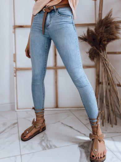 Dámské riflové kalhoty džíny ALLY modré Dstreet