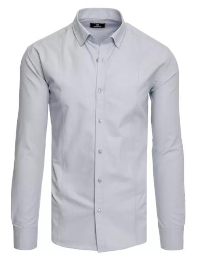 Pánská košile bordová Dstreet