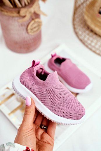 Dětská sportovní obuv Růžové Eltros