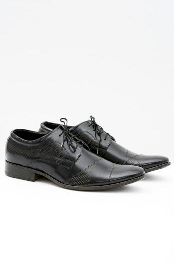 Pánská společenská kožená obuv Flavio