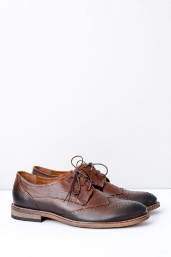 Hnědé Pánské boty