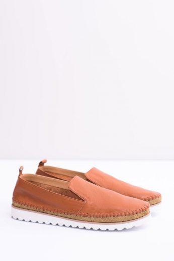 Sportovní pánské boty Redox kožené hnědé