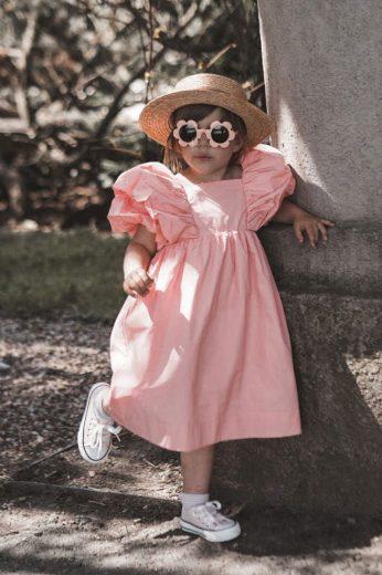 Dětská Tenisky Růžové Filemon